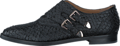 The Angie Black reptil