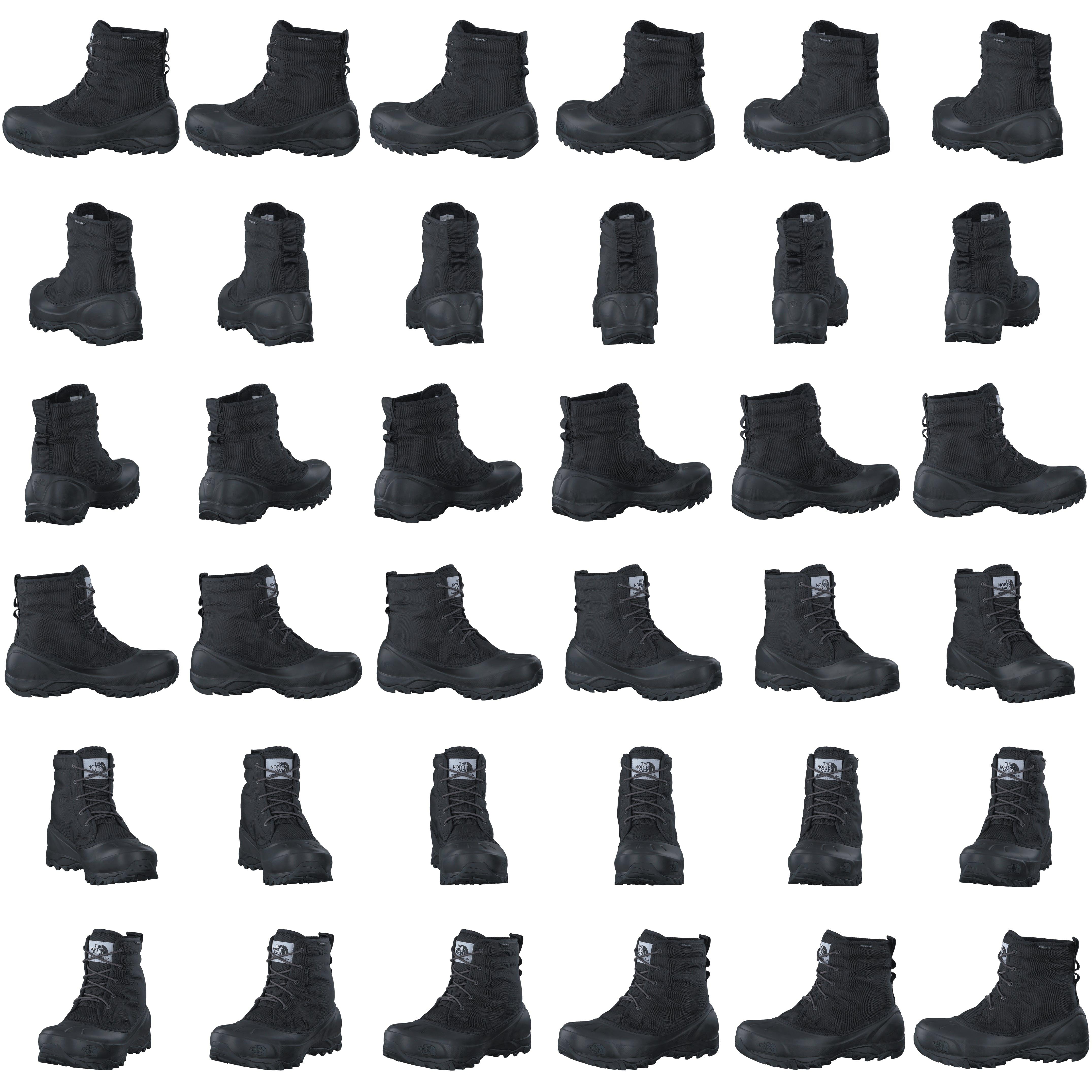 43e0e5dabc The North Face Men's Tsumoru Boot TNF Black/ Dark Shadow Grey schwarze  Schuhe Kaufen Online | FOOTWAY.de