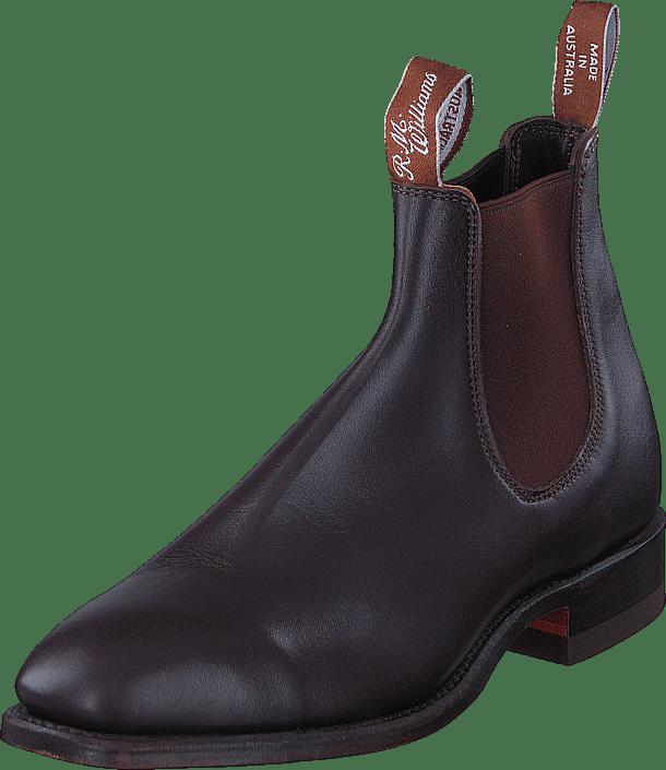 RM Williams - Comfort Craftsman Chestnut