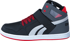 Reebok Mission 3.0 Black/Alloy/Primal Red/Skull G