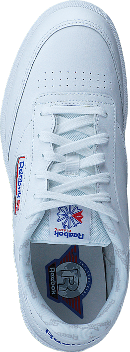 Reebok Classic - Club C So-White/Vital Blue/Primal Blu