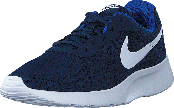 check out 4b80d aaee3 hot nike nike tanjun midnight navy white game royal d49d6 b68f9