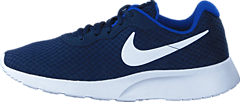 Nike Tanjun Midnight Navy/White-Game Royal