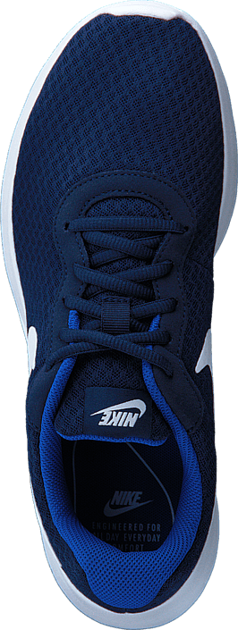 Nike - Nike Tanjun Midnight Navy/White-Game Royal