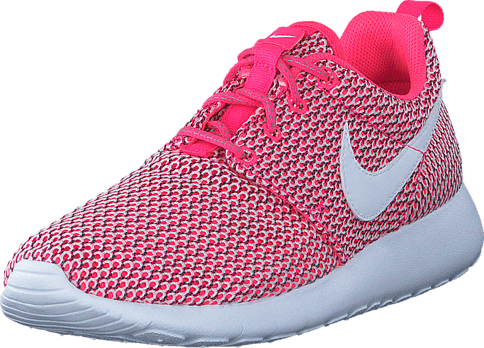newest 2488b 4a95b Nike Roshe One (Gs) Racer Pink/White-Black-White