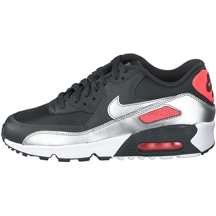 Nike Sportswear Junior Sko Air Max 90 Mesh Anthracite