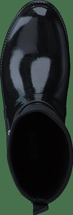 Charm Stretch Rainbootie 001 Black