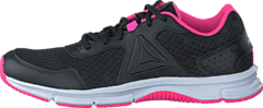 Express Runner Black/Poison Pink/Pewter/White