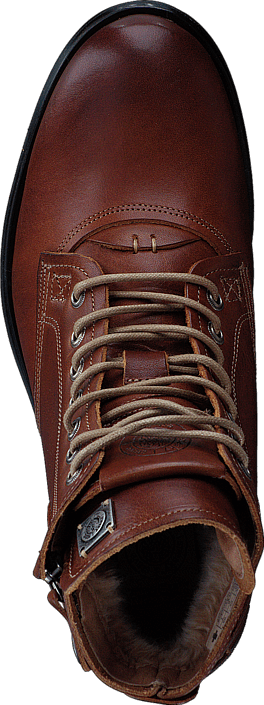 Kingdom Leather Cognac