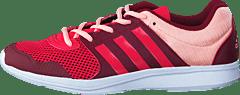 outlet store 152eb 60f79 Köp. adidas Sport Performance - Essential Fun Ii W Collegiate Burgundy Core  Pink