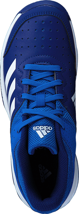 064c60e4e347f adidas Sport Performance - Court Stabil Jr Blue/Ftwr White/Mystery Ink F1