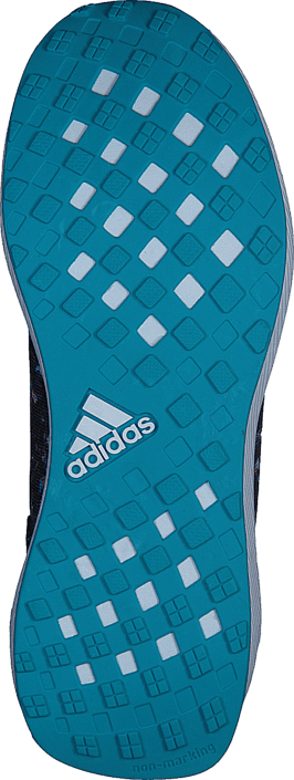 adidas Sport Performance - Rapidarun Uncaged K Core Black/Energy Blue S17/Ftw