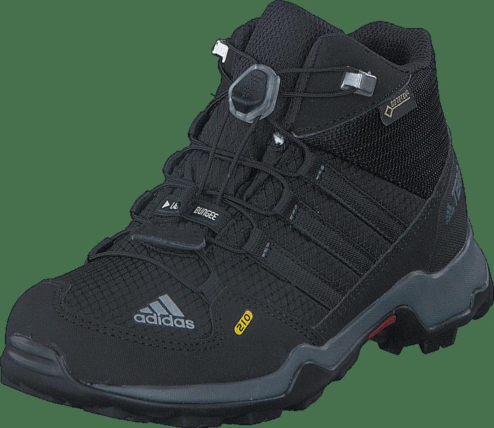 adidas Sport Performance - Terrex Mid Gtx K Core Black/Core Black/Vista Gr