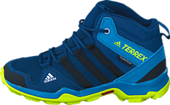 Terrex Ax2R Mid Cp K Blue Night F17/Core Black/Semi