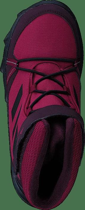 adidas Sport Performance - Terrex Snow Cf Cp Cw K Mystery Ruby F17/Core Black/Da