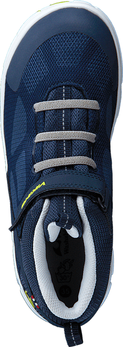 Viking - Vinderen Mid GTX Navy/Lime