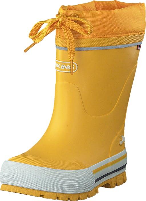 Viking Jolly Winter Yellow, Skor, Stövlar & Stövletter, Gummistövlar, Orange, Gul, Barn, 27