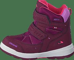 varmforet sko