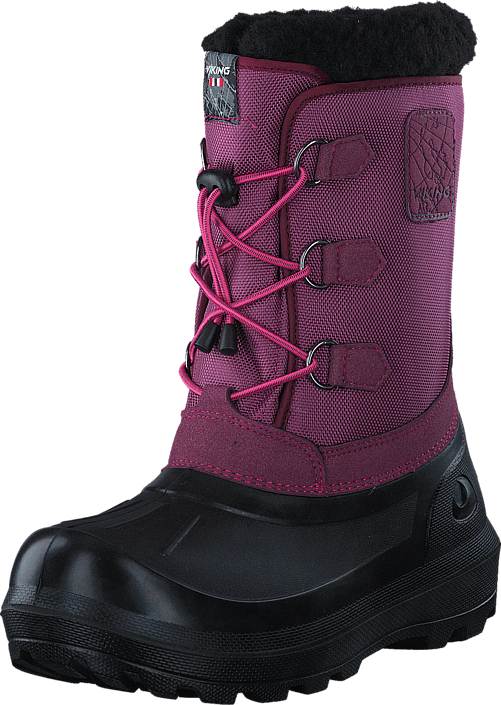 Viking - Istind Dark Pink/Black