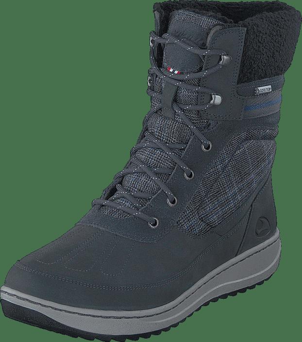 Spark Online Ii Sko Charcoal Gtx granite Boots Blå Kjøp Viking T8U7xn