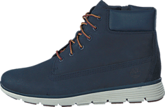 Killington 6 In Navy Iris Nubuck