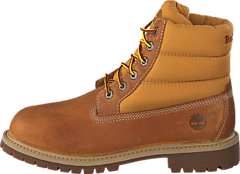 6 In Quilt Boot Wheat Saddleback