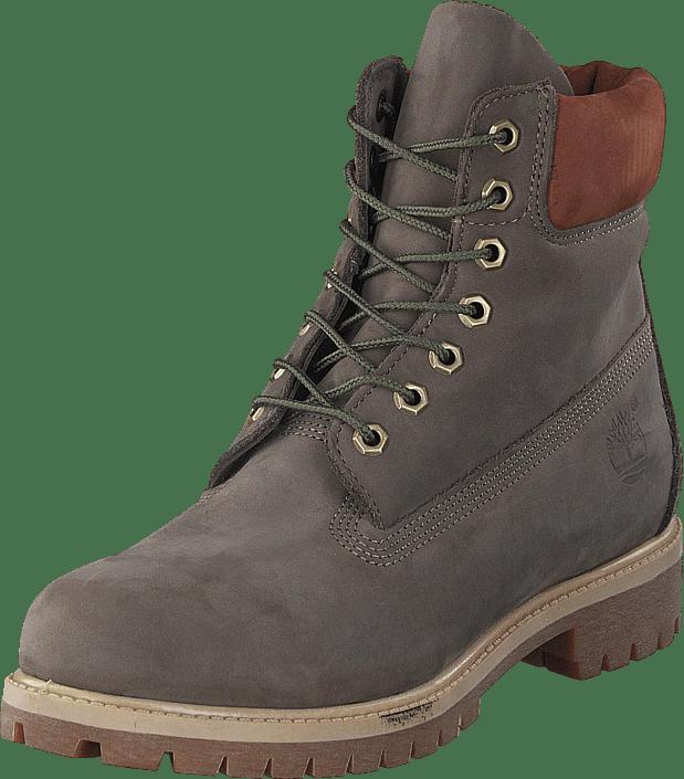 "Timberland - 6"" Premium Boot Canteen Waterbuck"