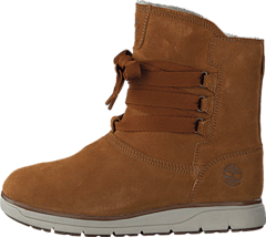 best service 3ebff 4312f Timberland - Leighland Pull On WP Trapper Tan Silk Suede