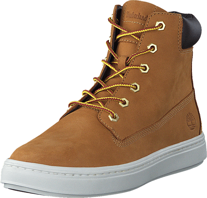 top quality high quality on feet images of Londyn 6 Inch Wheat Nubuck
