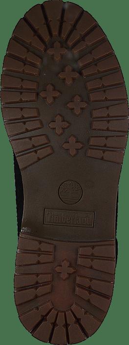 6in Premium Boot - W Black Waterbuck w/Jet Black