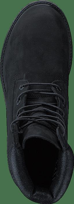 6in Online Boots Premium Boot W Sorte Sko jet Kjøp Waterbuck Timberland W Black aw45xxqSZ