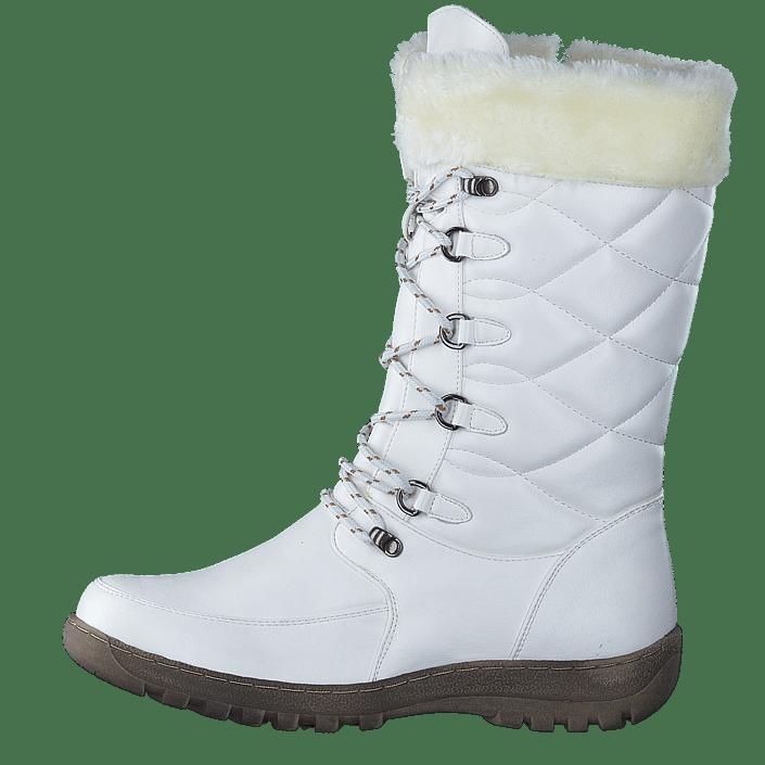 Sko Boots Online 60016 Hinckley Hvide 64 Støvler Og Wildflower White Køb nHOIqn