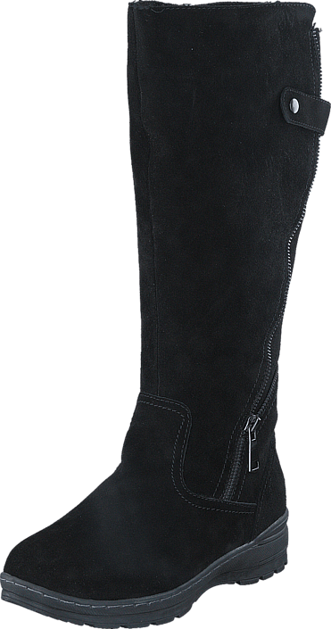 Black Highboots Sko Sorte Wildflower Online Welma Kjøp vTqE7wpT