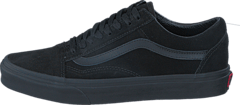 UA Old Skool (Suede) Black/Black/Black