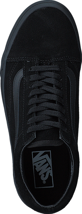 Kjøp Vans UA Old Skool (Suede) BlackBlackBlack sko Online