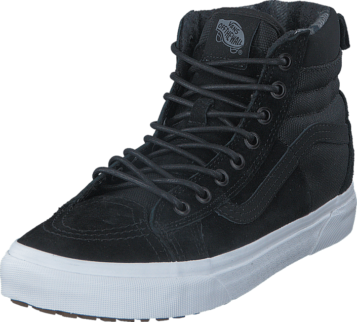 5d3b32df16 Buy Vans (MTE) black flannel UA SK8-Hi 46 MTE DX black Shoes Online ...
