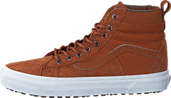 429327eb87b Vans - UA SK8-Hi 46 MTE DX (MTE) Glazed Ginger Flannel