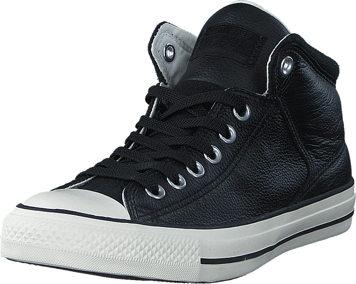 All Star High Street Hi BlackBlackEgret