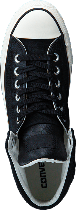 Converse - All Star High Street Hi Black/Black/Egret