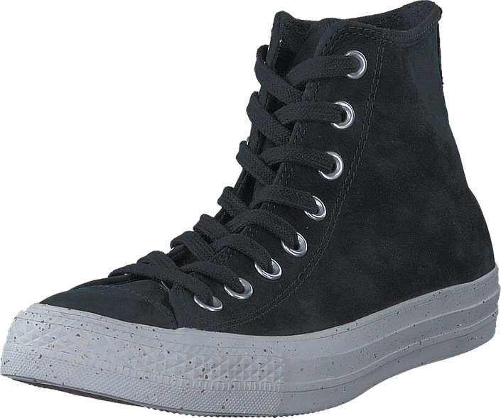 Converse - All Star Nubuck Hi Black/Malted/Pale Putty