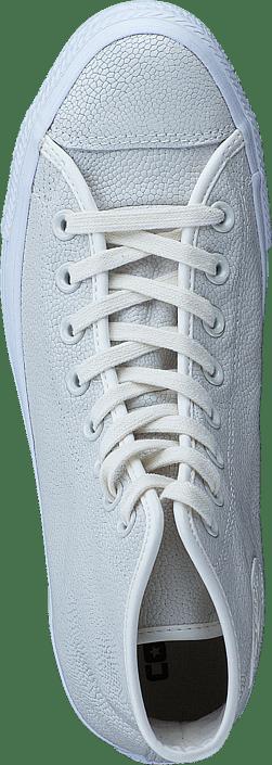 Hvide Sportsko Pebbled white Køb Leather Star 60017 Online Converse Og Hi Sko Egret egret All 37 Sneakers 8AwHqzxU6w