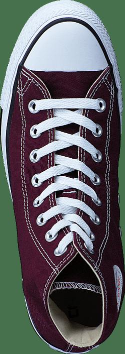 8d1b0ed676166 Buy Converse All Star Seasonal Hi Dark Sangria purple Shoes Online ...