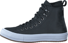 low priced 01def e5625 Converse - All Star WP Boot Leather Hi Black Black White