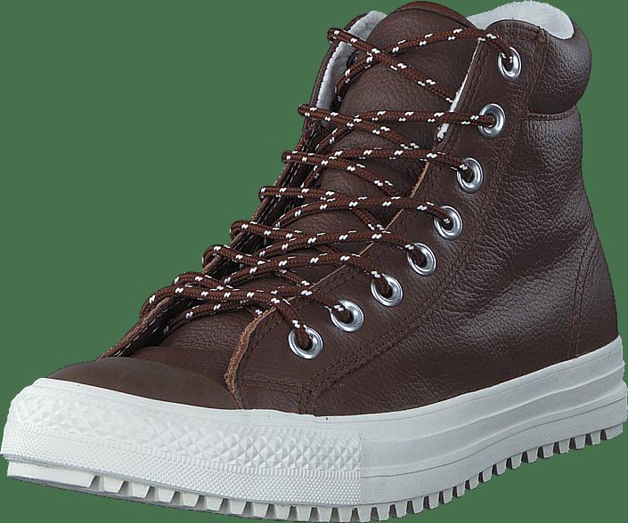 Boot PC Tumbled Leather Hi Dark Clove/Dark Clove/Egret