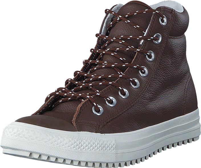f114ba6c41c043 Buy Converse Boot PC Tumbled Leather Hi Dark Clove Dark Clove Egret ...