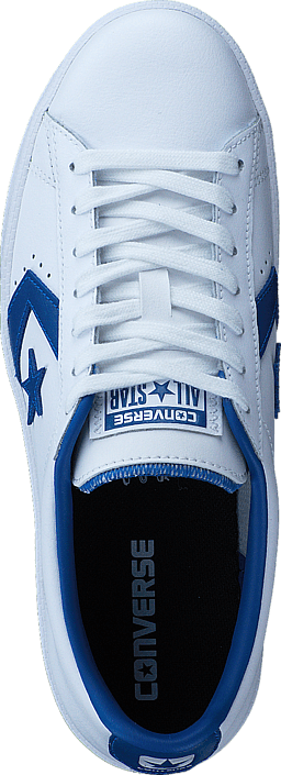 PL 76 Elevated Ox White/Blue Jay/White