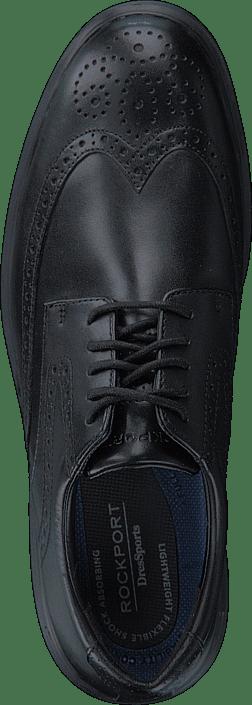 Rockport - Dp2 Lite Wing Tip Black Lea
