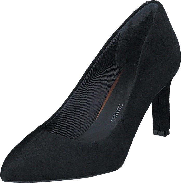 Rockport - Tm Valerie Pump Black Suede