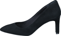 Tm Valerie Pump Black Suede