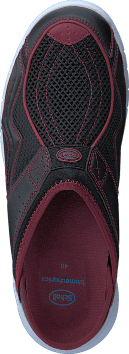 Scholl - Jump Black/Wine